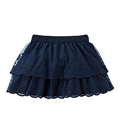Carter's® Girls' 2T-8 Lace Tulle Skirt