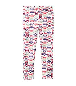 Carter's® Girls' 2T-8 Butterfly Leggings