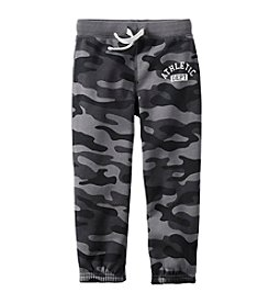 Carter's® Boys' 2T-8 Fleece Pants