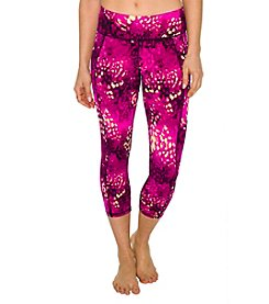 Betsey Johnson® Performance Cheetah Print Leggings