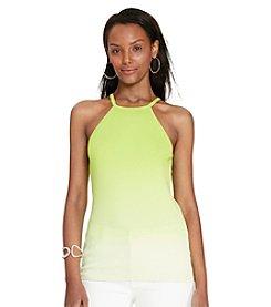 Lauren Ralph Lauren® Petites' Ombre Cotton Camisole
