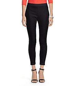 Lauren Ralph Lauren® Cropped Stretch Skinny Pants