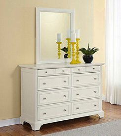 Home Styles® Naples Dresser and Mirror