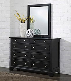 Home Styles® Bedford Dresser and Mirror