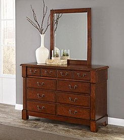 Home Styles® The Aspen Collection Dresser and Mirror