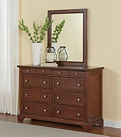 Home Styles® Chesapeake Dresser and Mirror