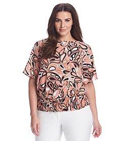 MICHAEL Michael Kors® Plus Size Calabasas Kimono Top
