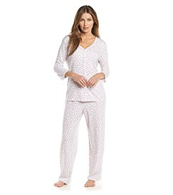 KN Karen Neuburger Cardigan Pajama Set