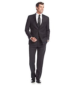 Hart Schaffner Marx® Men's Charcoal Solid Suit