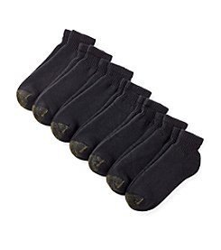 GOLD TOE® Men's 6-Pack Quarter Socks