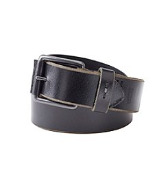 Levi's® Men's Black Logo Belt