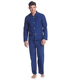 John Bartlett Statements Men's Long Sleeve Sleepshirt And Sleep Pants Set