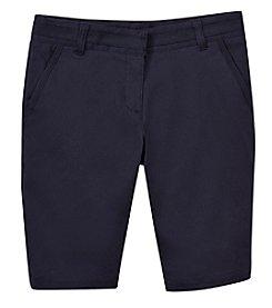 Nautica® Girls' 4-6X Bermuda Shorts