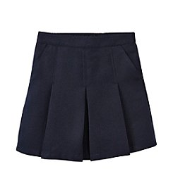 Nautica® Girls' 4-6X Pleated Scooter Skirt