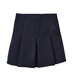 Nautica® Girls' 4-6X Pleated Scooter Skirt