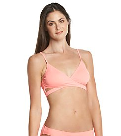 Vince Camuto® Wrap Bra Top