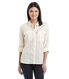 Nine West Jeans® Bree Over Sized Top
