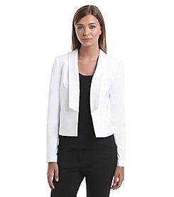 Marc New York Open Cotton Blazer