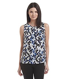 Nine West® Royal Floral Knit Cami