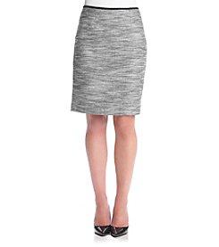 Calvin Klein Petites' Printed Skirt