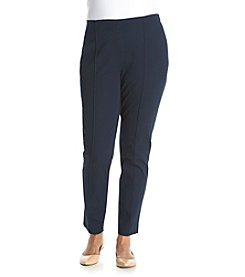 MICHAEL Michael Kors® Plus Size Pintuck Hutton Pants