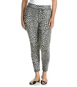 MICHAEL Michael Kors® Plus Size Panther Print Leggings