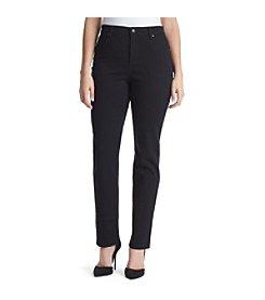 Gloria Vanderbilt® Petites' Amanda Basic Color Jeans