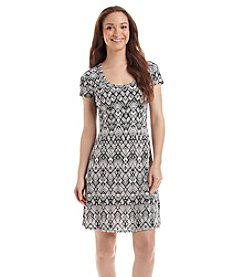 Karen Kane® Bow T-Shirt Dress
