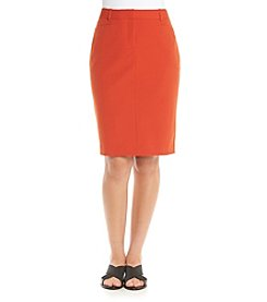 Calvin Klein Two Pocket Skirt