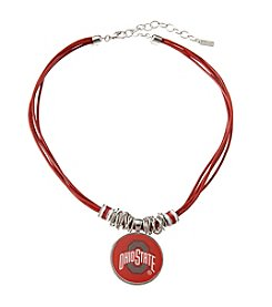 accessory PLAYS™ NCAA Ohio State University Multi Cord Pendant