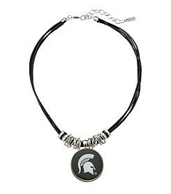 accessory PLAYS™ NCAA® Michigan State Spartans Multi Cord Pendant