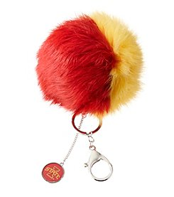 accessory PLAYS™ NCAA® Iowa State University Puff Charm Key Ring