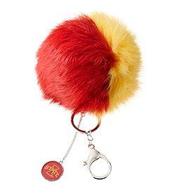 accessory PLAYS™ NCAA® Iowa State University Puff Charm Key Ring