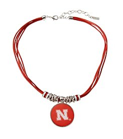 accessory PLAYS™ NCAA University Of Nebraska Multi Cord Pendant