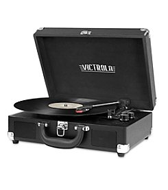 Victrola® Suitcase Turntable