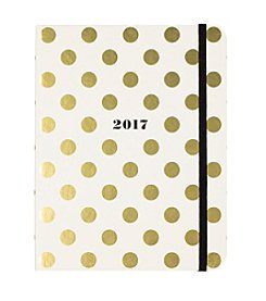 kate spade new york® Dot Patterned Agenda