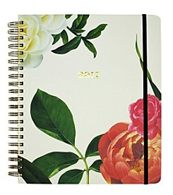 kate spade new york® Floral Patterned Large Spiral Agenda