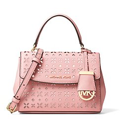 MICHAEL Michael Kors® Ava Extra Small Perforated Leather Crossbody