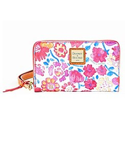 Dooney & Bourke Marabelle Collection Zip Around Phone Wristlet
