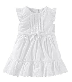 OshKosh B'Gosh® Baby Girls' Flutter Sleeve Dress