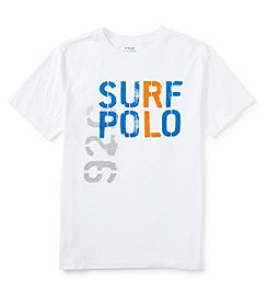 Polo Ralph Lauren® Boys' 8-20 Short Sleeve Surf Polo Tee