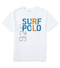 Polo Ralph Lauren® Boys' 2T-7 Short Sleeve Surf Polo Tee