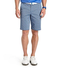 Izod® Men's Range Gingham Golf Shorts