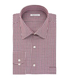 Van Heusen® Men's Ruby Gingham Spread Long Sleeve Dress Shirt