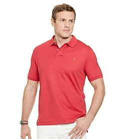 Polo Ralph Lauren® Men's Big & Tall Pima Soft Touch Short Sleeve Shirt