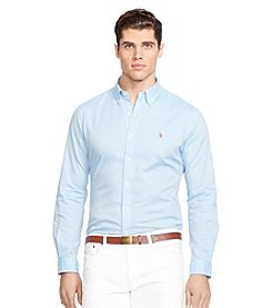 Polo Ralph Lauren® Men's Big & Tall Chambray Oxford Button Down Sport Shirt