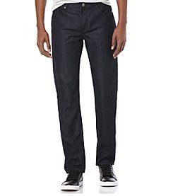 Perry Ellis® Men's Slim Fit Dark Wash Jeans