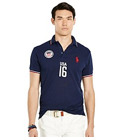 Polo Ralph Lauren® Men's Custom-Fit Country Polo