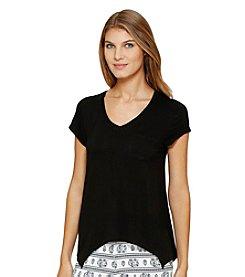 Ellen Tracy® High -Low Pajama Tee