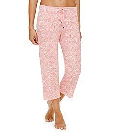 Ellen Tracy® Printed Pajama Capris